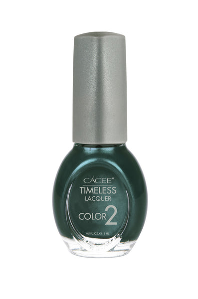 Cacee Timeless Evening Emerald 15ml - CN Nail Supply