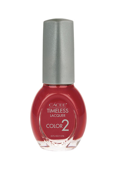 Cacee Timeless Undercover Red 15ml - CN Nail Supply