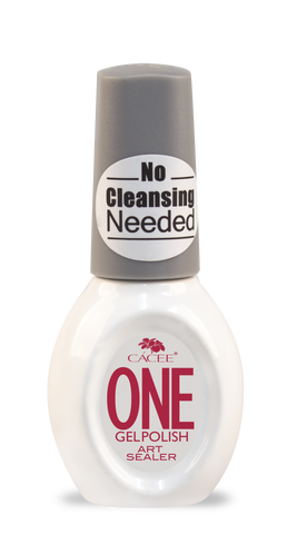 Cacee ONE Art Sealer 0.5oz - CN Nail Supply
