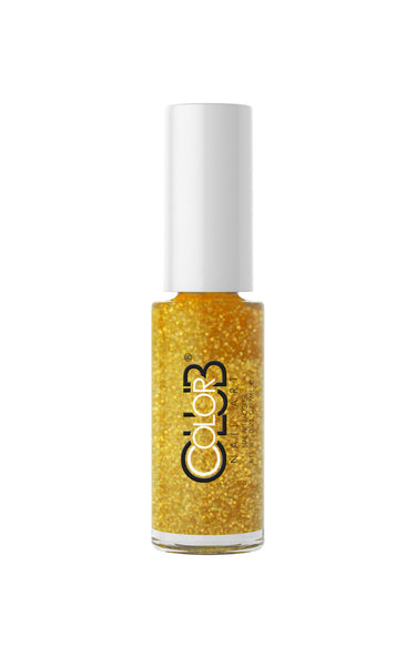 Color Club Gold Glitter 7ml - CN Nail Supply
