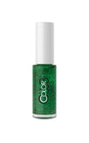 Color Club Green Glitter 7ml - CN Nail Supply