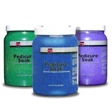Cacee Pedicure Soak 2.3kg - CN Nail Supply