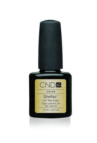 CND Shellac Top Coat 7.3ml - CN Nail Supply