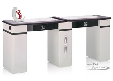ZN5-D Nail Station - CN Nail Supply