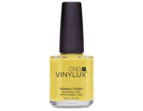 CND Vinylux Bicycle Yellow 15ml - CN Nail Supply