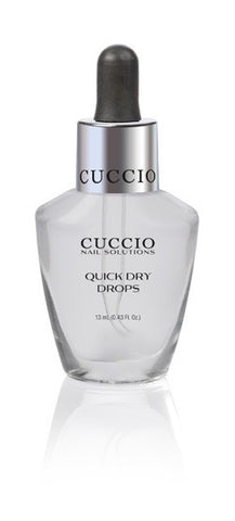 Cuccio Nail Solutions Quick Dry Drops 13ml - CN Nail Supply