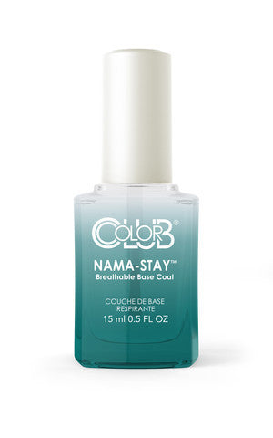 Color Club Nama-stay Base Coat 15ml - CN Nail Supply