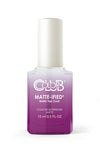Color Club Matte Top Coat 15ml - CN Nail Supply
