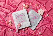 Load image into Gallery viewer, Luxury Baby Hydrogel Glitter Facial Mask