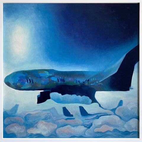 "Anne Spalter, ""Blue Moon"""