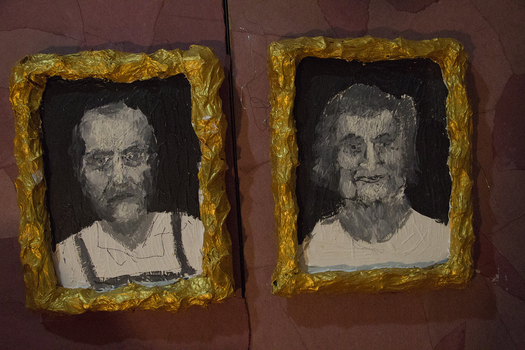"Cate Giordano, ""Great-Grandparents"" SOLD"
