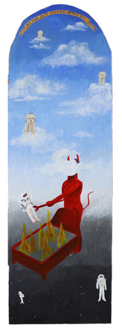 "Anna Berlin, ""All Dogs Go To Heaven I"""