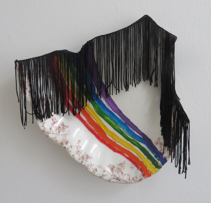"Heather Elizabeth Garland, ""Rainbow Brite IUD"""
