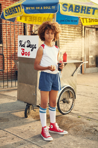 "Justin Bettman, ""The Hot Dog Cart, boy"""
