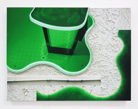 "Shane Darwent, ""Stucco Space"""