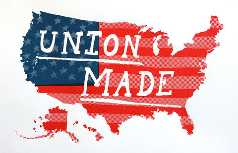 "Colin Matthes, ""Union Made"""