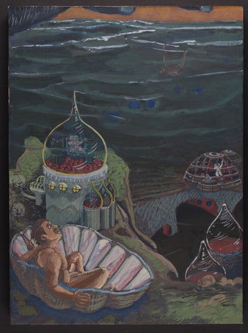 "Chris Ulivo, ""Quit Hovering Lame-o, Go Grab a Drink and Participate In My Undersea Dominion"""