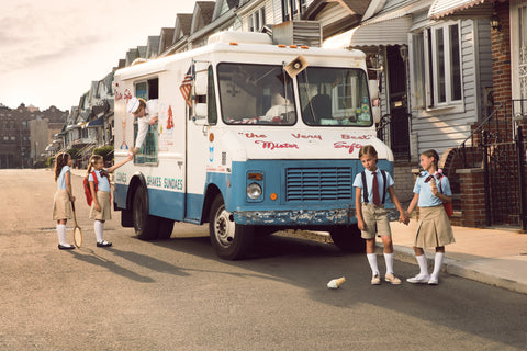 "Justin Bettman, ""The Ice Cream Truck"""