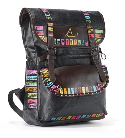 "Adama Abib Coulibaly, ""Ilumnix Backpack"""