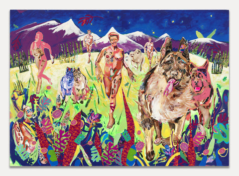 "Allison Zuckerman, ""No One's Gonna Take Me Alive"""