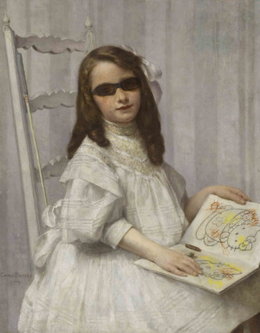 "Blase, ""The Blind And Ungrateful Little Girl"""