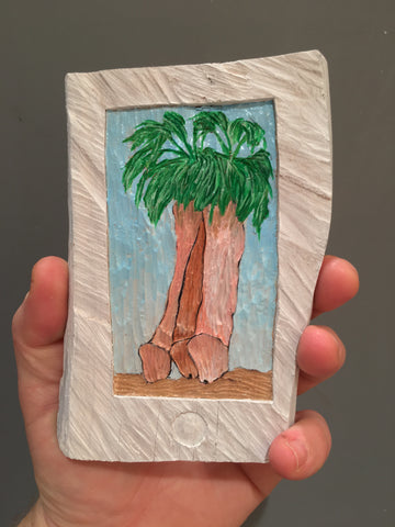 "Brent Owens, ""Triple Dick Palm Tree"""
