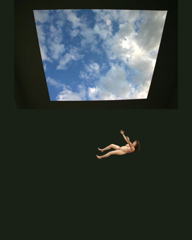 "Grace Graupe-Pillard, ""Free Fall From Turrell's Meeting"""