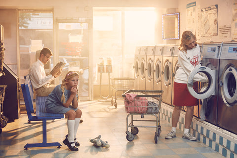 "Justin Bettman, ""The Laundry"""