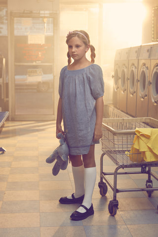 "Justin Bettman, ""The Laundry, girl"""