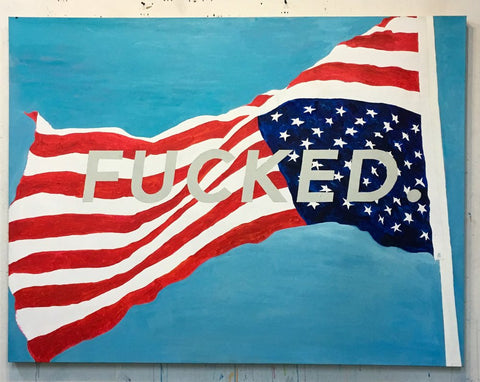 "David Kramer, ""Old Glory"""