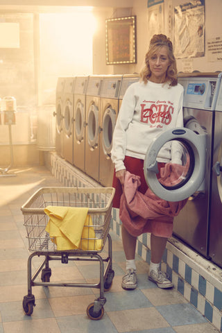 "Justin Bettman, ""The Laundry, mom"""