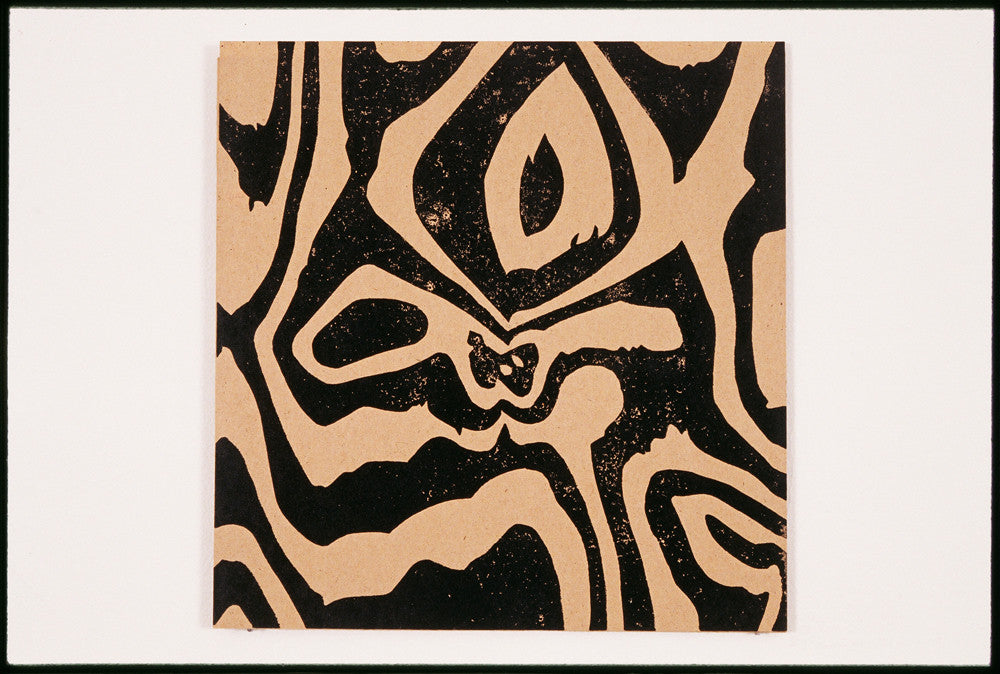 "Brigitte Engler, ""Wood block ( Want )"""