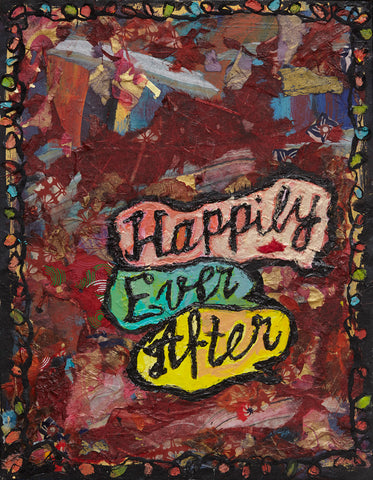 "Robin Kahn, ""Happily Ever After"""