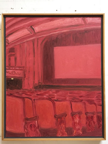 "Yoichiro Yoda, ""Times Square Theater Seats"""
