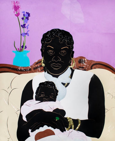 "Destiny Belgrave, ""After the Christening"" SOLD"