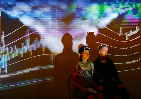 "Eva Lee + Aaron Trocola + Julien Deswaef, ""Dual Brains"""