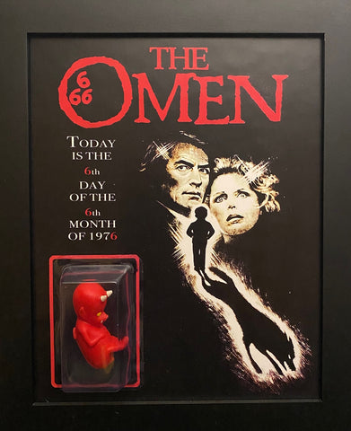 "THE SUCKLORD, ""THE OMEN"""