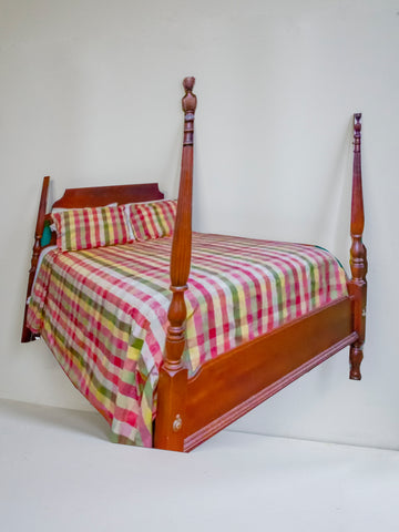 "Unhee Park, ""Vintage King Bed"""