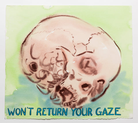 "Guy Richards Smit, ""Won't Return Your Gaze"""
