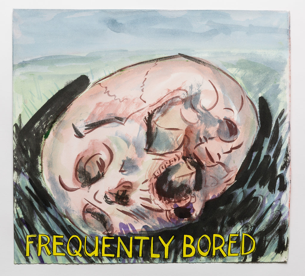 "Guy Richards Smit, ""Frequently Bored"""