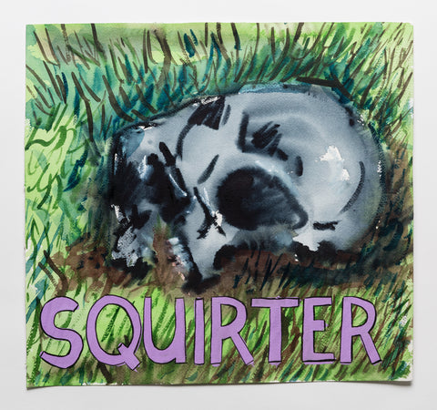 "Guy Richards Smit, ""Squirter"""