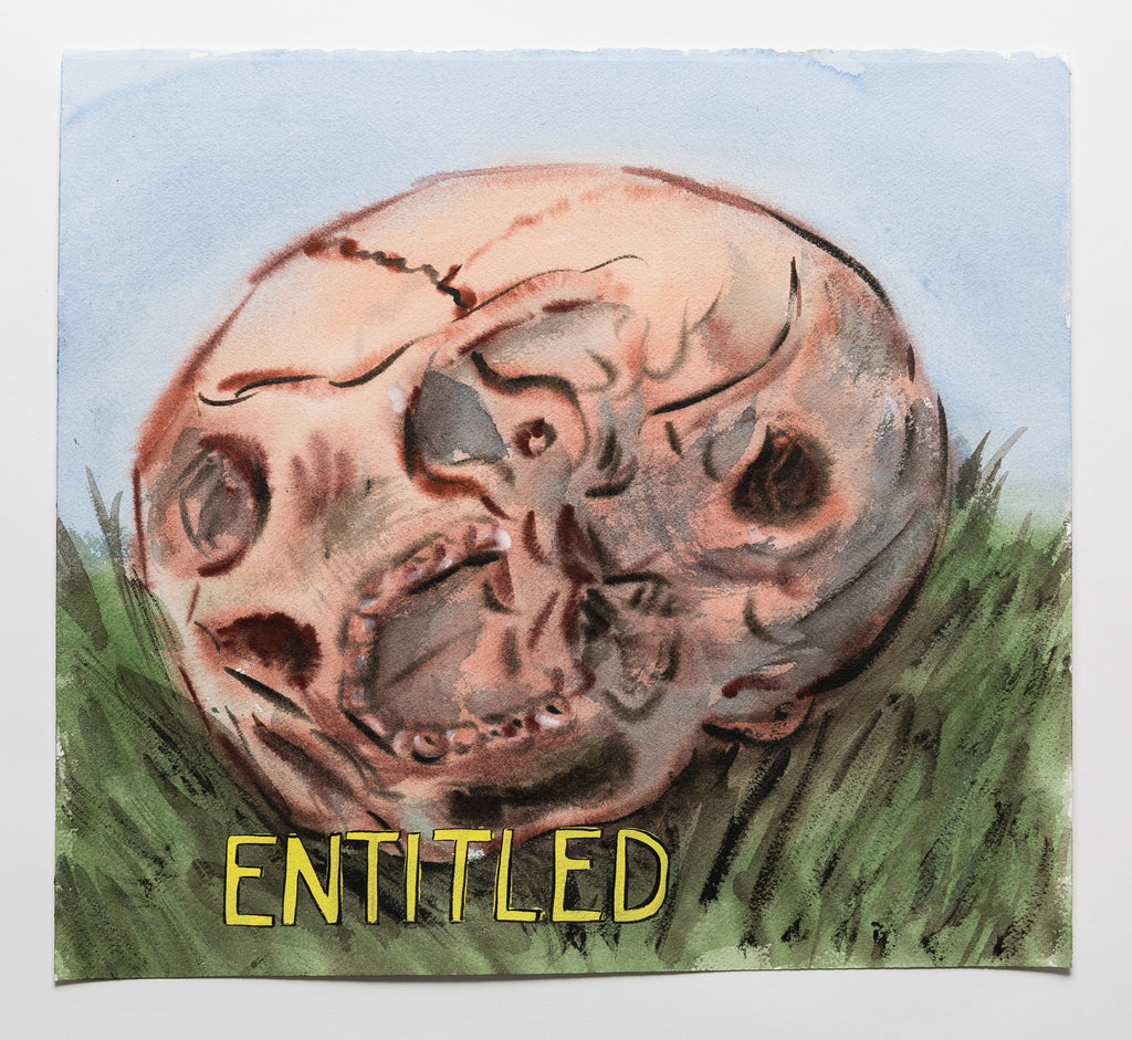 "Guy Richards Smit, ""Entitled"""