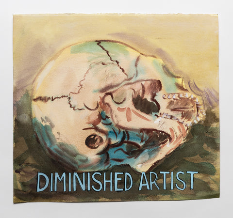 "Guy Richards Smit, ""Diminished Artist"""