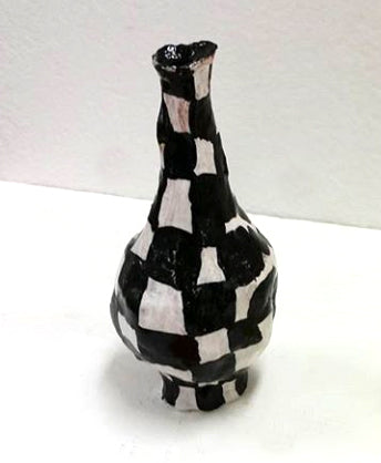 "Anthony Iacomella, ""Checkers"" SOLD"