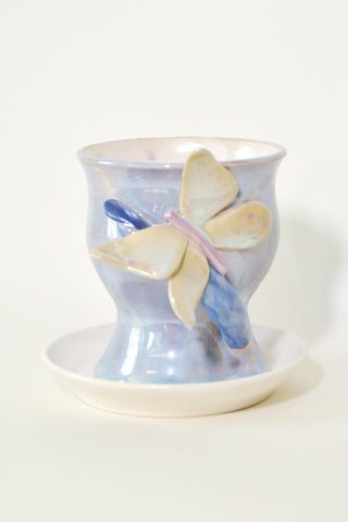 "Jen Dwyer, ""Cup of Dreams (Tea Cup no. 2)"""