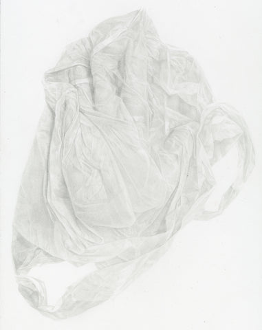 "Juliet Jacobson, ""Untitled (Plastic Bag #3)"""