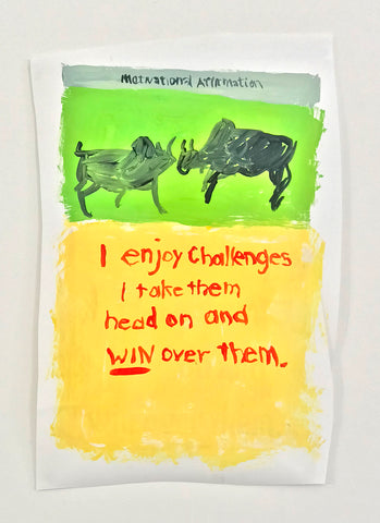 "Alison Woods, ""Challenges"""