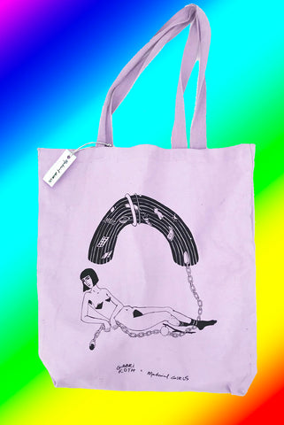 "MATERIAL GIRLS, ""MATERIAL GIRLS Tote Bag"""