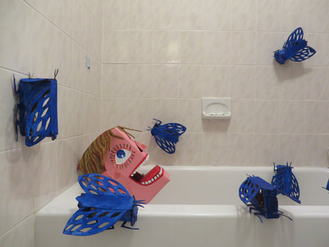 "Bryan Rogers, ""In The Tub"""
