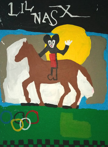 "Anthony Iacomella, ""Lil Nas X"" SOLD"